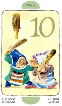 Десятка Жезлов