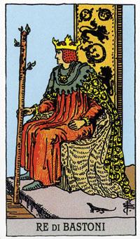Король Жезлов
